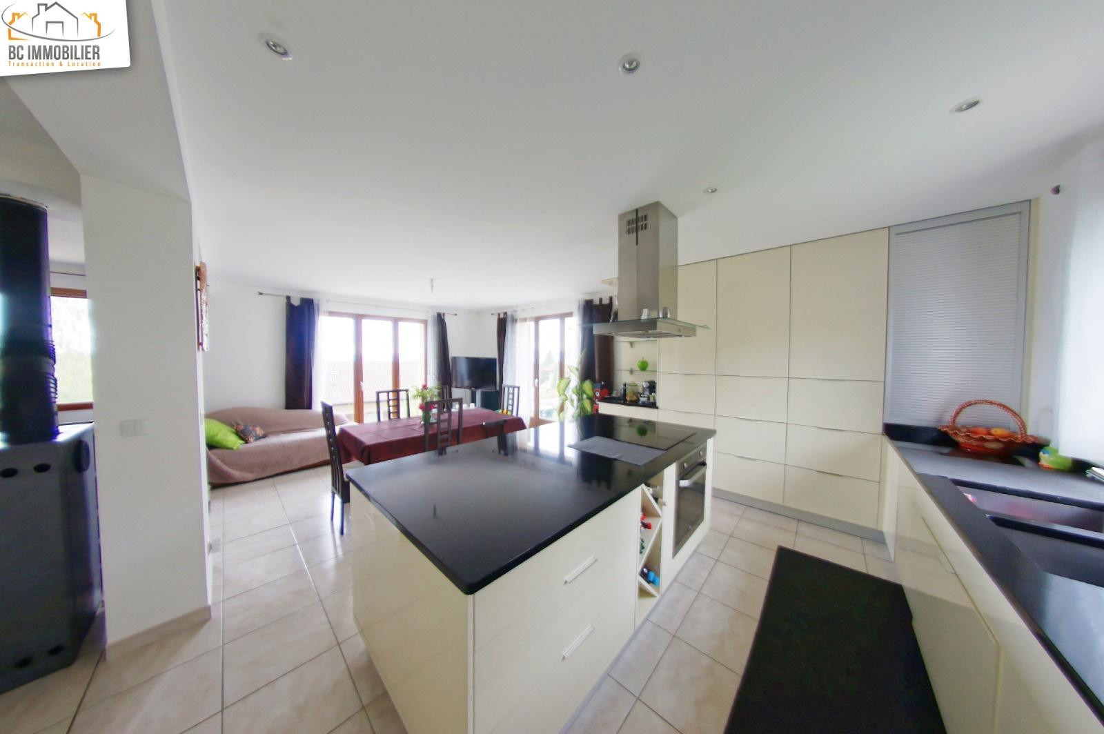 vente p ron maison individuelle 6p sous sol. Black Bedroom Furniture Sets. Home Design Ideas