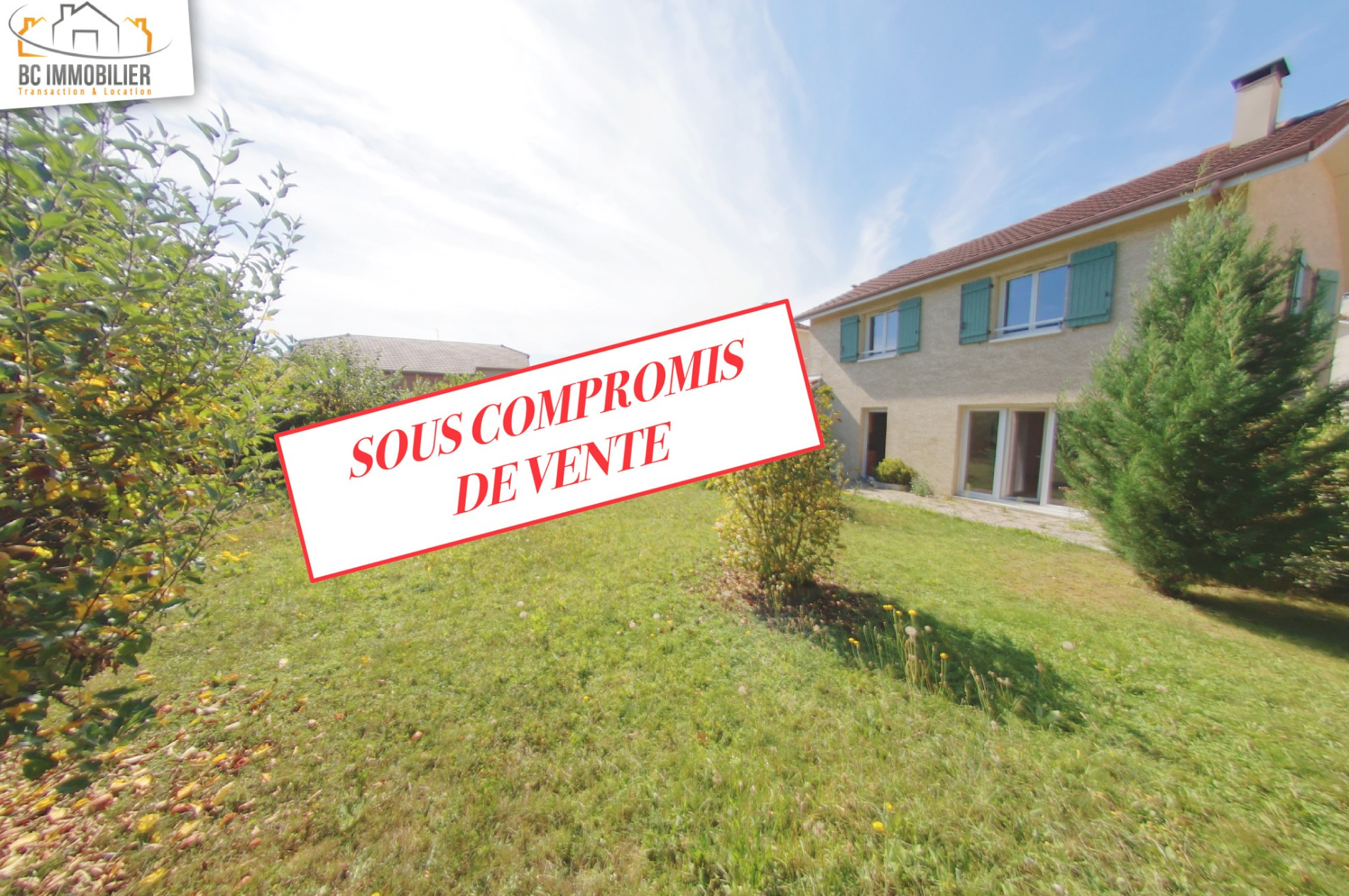 Vente saint genis pouilly maison individuelle 115m2 for Garage st genis pouilly